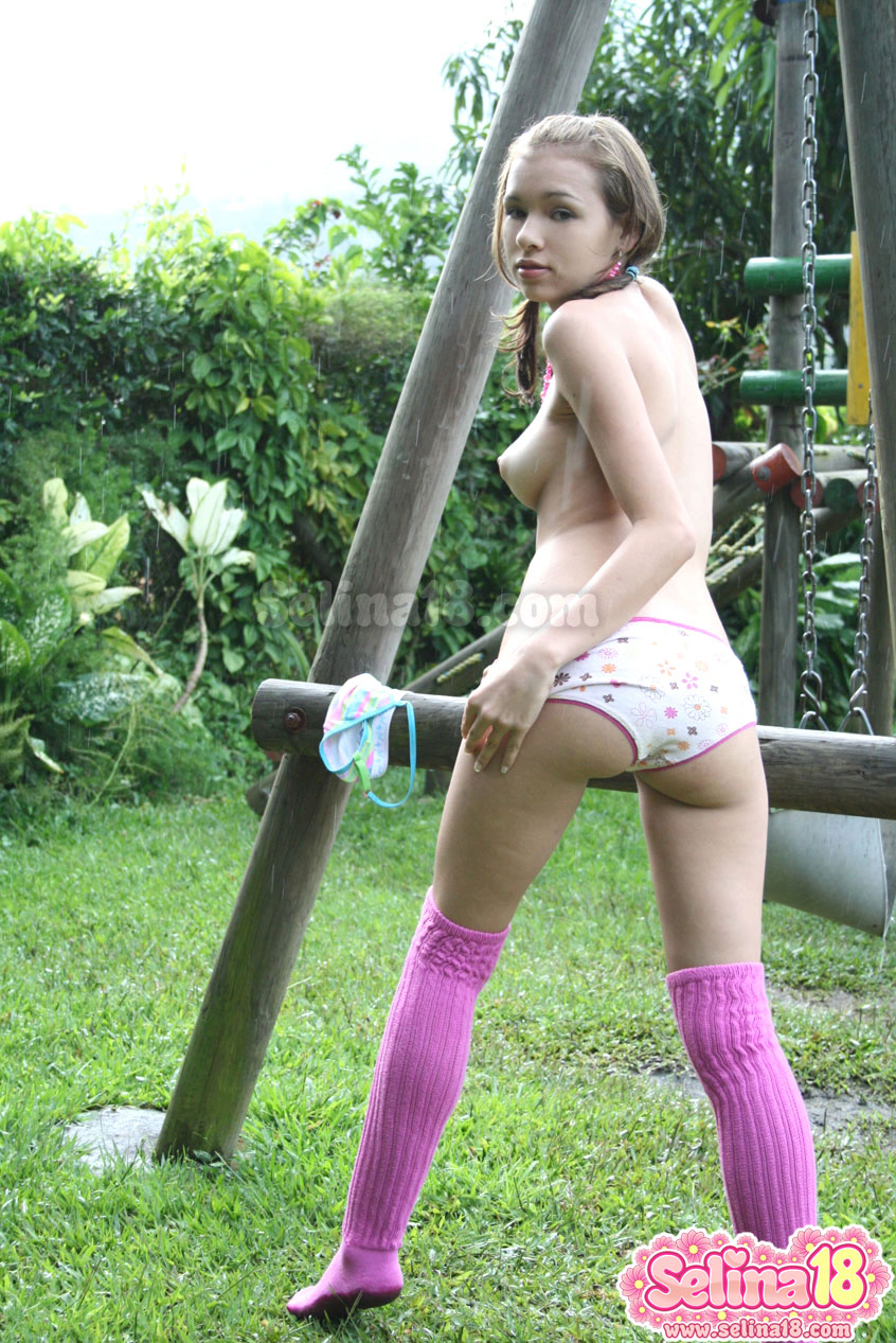 Amateurs gone wild in shower sex and adult outdoor games - 15 part 4