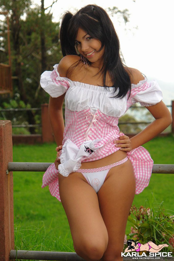 karla spice is one of our favorite solo girls here at imagepost so