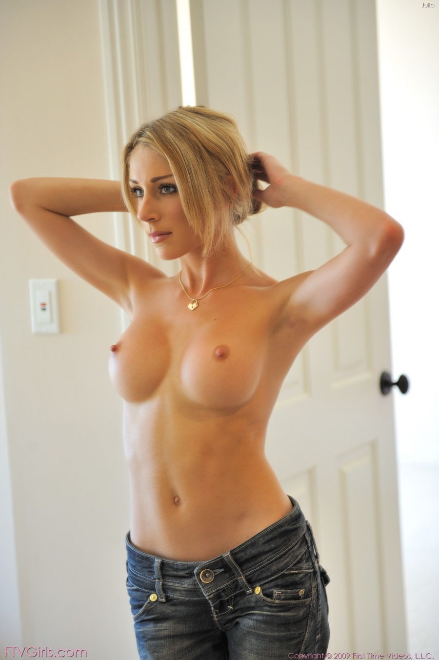 Consider, that amateur fit tits naked