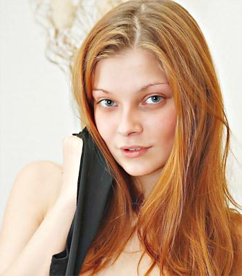 Redhead Teen Anna