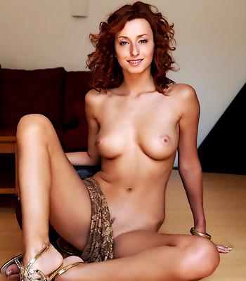 Met-Art Redhead