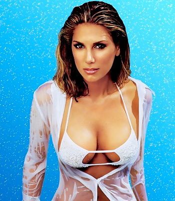 Featuring Daisy Fuentes, you get several hot shots of her, her amazing body, ...