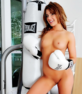 Boxing with Stacy