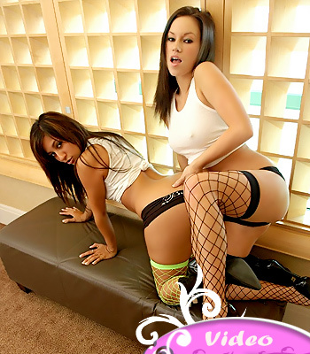 Kates Playground and Raven Riley