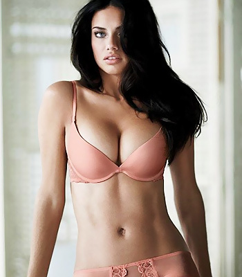 Adriana lima nude wicked have