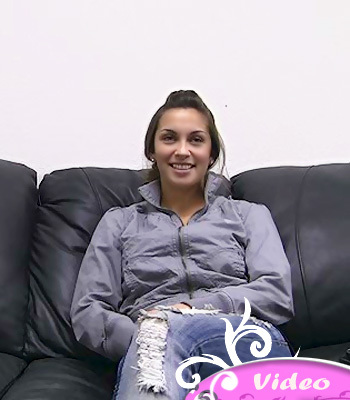 Backroom Casting Couch Stacy