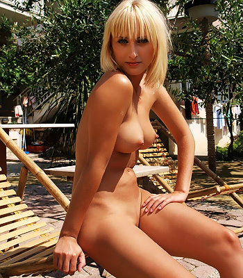 Veronika's pretty body