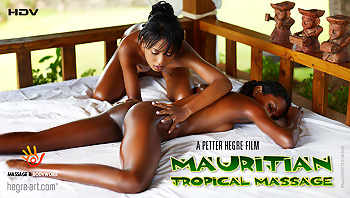 Mauritian Tropical Massage Hegre Art