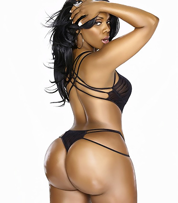 Ebony goddess