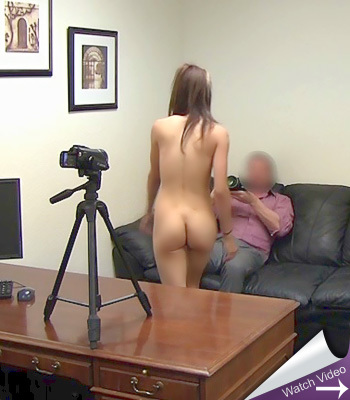Melody Backroom Casting Couch