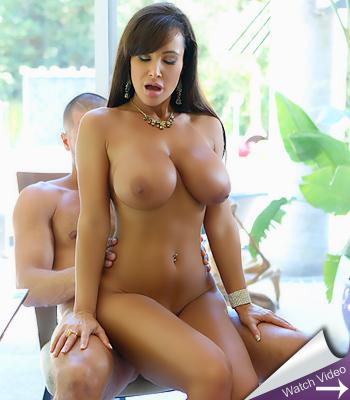 Lisa Ann Loving Breakfast