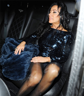 Nancy Dellolio Upskirt