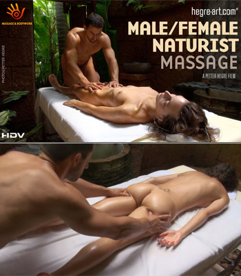Hegre Art Naturist Massage