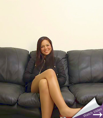 Nessa Backroom Casting Couch