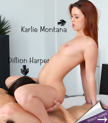Karlie Montana Dillion Harper Passion HD