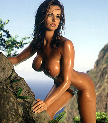 Karen McDougal on Playboy