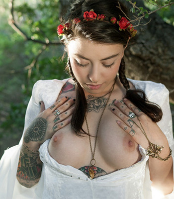 Carrina on Suicide Girls