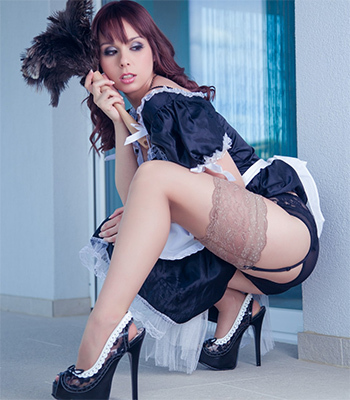 Ariel Rebel French Maid
