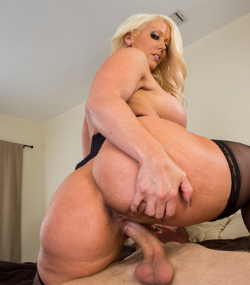 Alura Jensen Big Fat Ass
