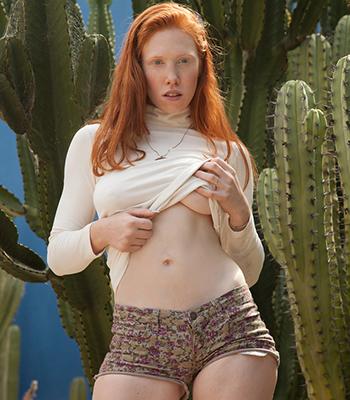 Real Redhead Nude 21