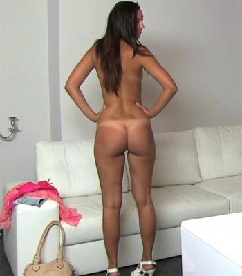 Fake Agent Ebony Creampie - Video Porno di Fake Agent