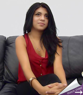 Lexas on backroom casting couch