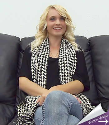 Lyla backroom casting couch
