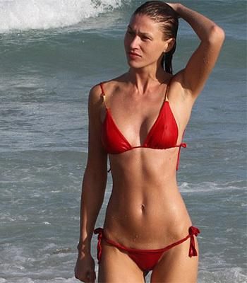 Olga kent bikini