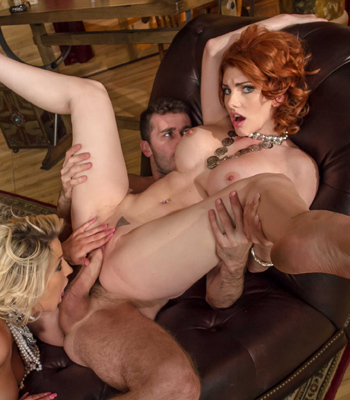 Lilith Lust and Sienna Day