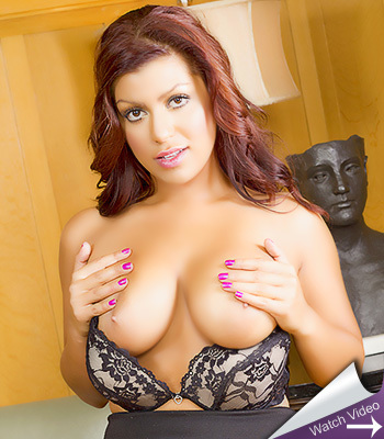 Briana lee extreme busty with a bust
