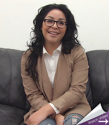 Rita on backroom casting couch