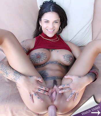 Bonnie rotten returns to mr anal