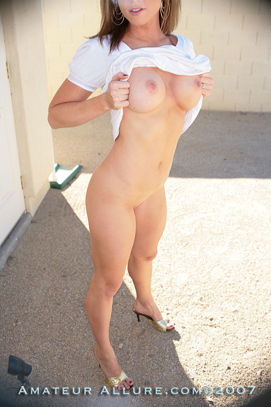 Big titted redhead nude