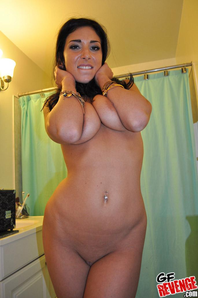 ex girlfriend half naked porno pictures