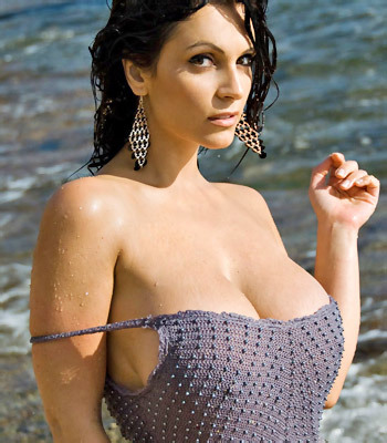 Denise milani fully naked