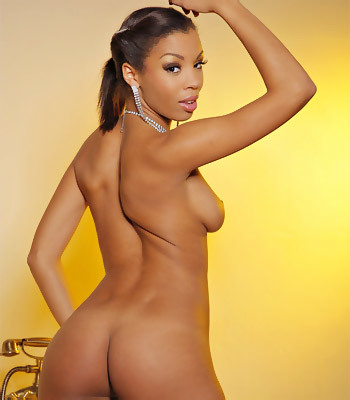 Ebony Met-Art Teen