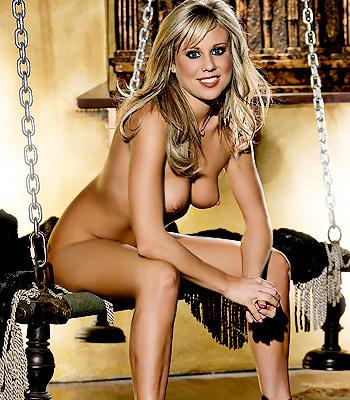 Playboy Ally Thomas
