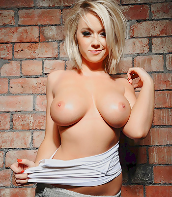 Gorgeous chested girl