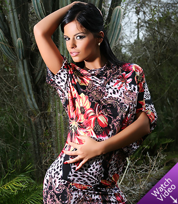 Sun Erotica Black Angelika