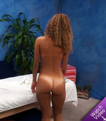 Jessie Massage Room Seduction