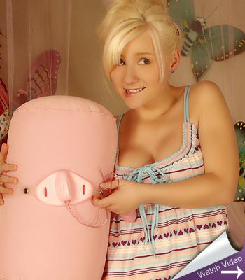 Sexy Pattycake Pink Friend