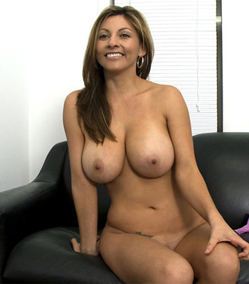 Backroom Casting Couch Huge Boobs