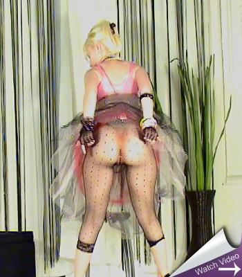 Sexy Pattycake See Thru