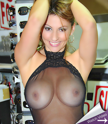 Horny Latina MILF Reality Kings