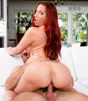 Porn Red Hair Latina