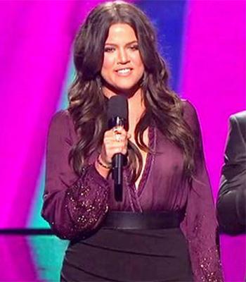 Khloe Kardashian Nipple