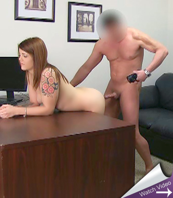 Parker Backroom Casting Couch