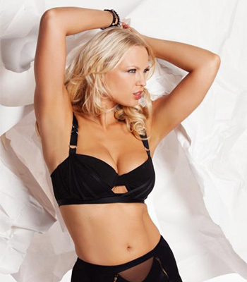 Irina for playboy