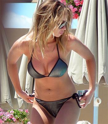 Lauren Pope bikini