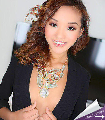 Alina li on amateur allure
